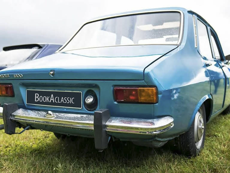 Renault 12 Hire Harpenden