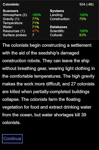 Seedship 1.2.8 screenshots 5