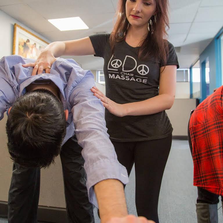 LoDo Chair Massage Seattle - Massage Therapist
