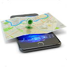 Tracker de navigation hors icon