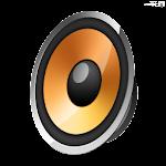 Quick audio settings icon