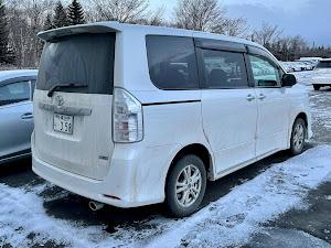 ヴォクシー ZRR75Wのカスタム事例画像 北海道のじゅんじゅんさんの2020年12月29日07:59の投稿