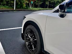 CX-8  XD PROACTIVE AWDのカスタム事例画像 ワルクマ8)^o^(さんの2020年10月25日06:27の投稿
