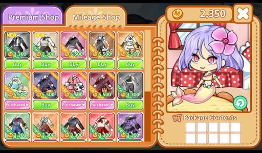 My Pretty Girl Story : Dress Up Game apkdebit screenshots 21