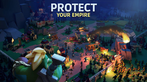 Empire: Age of Knights - Fantasy MMO Strategy Game 1.19.7561 Paidproapk.com 1