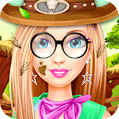Nerdy Farm Girl Makeover