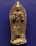7.พระพุทธนราวันตบพิธ ผสมผงจิตรลดา+เส้นพระเจ้า (เส้นพระเกศาในหลวง) หลัง ภปร. พร้อมกล่องเดิม