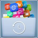应用程序备份和恢复的APK icon