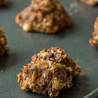 No-Bake Butterscotch Cookies
