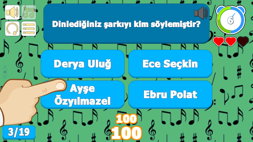 Whose Song? Turkish Hit Singles (With Voice) 1.11 screenshots 7