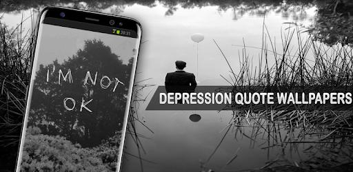 Depression Quote Wallpapers Google Play De Uygulamalar