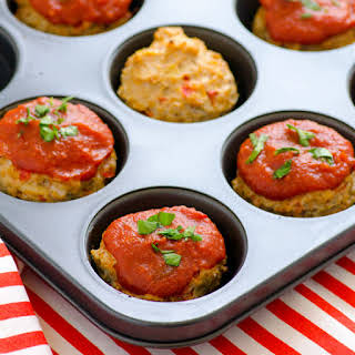 Chipotle Turkey Meatloaf Muffins.