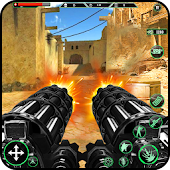 Absolute Gun Simulator : War Gunman Battlefield