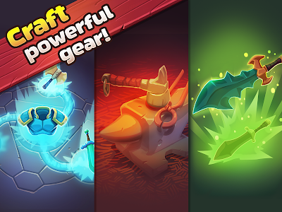 Mine Quest 2 - Mining RPG v1.5 Mod