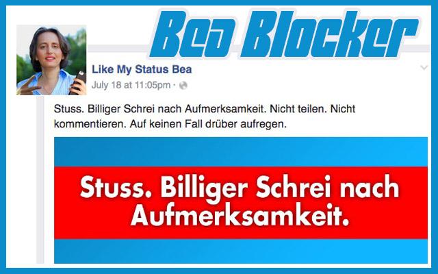 Bea Blocker