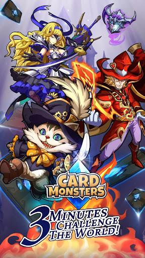 Card Monsters: 3 Minute Duels 2.26.4 screenshots 1