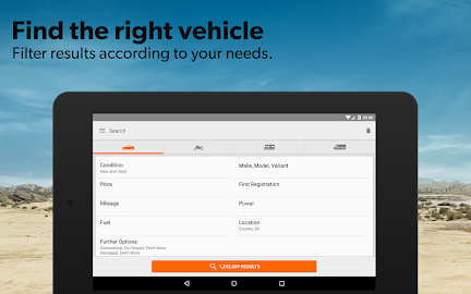 mobile.de – vehicle market Screenshot 18