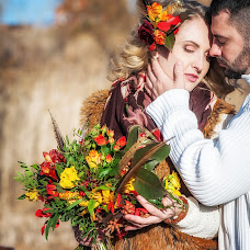 Wedding photographer Natalya Potapova (potapovanatali). Photo of 06.11.2015