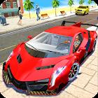 Lambo Car Simulator icon