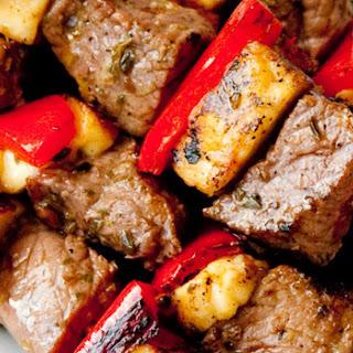 Pudina Lamb Kebab