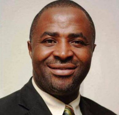 Sisiku Ayuk Tabe, the president of the anglophone separatist movement in Cameroon.