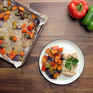 Low Calorie Roasted Vegetables Recipes.