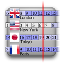 World Clock Widget icon