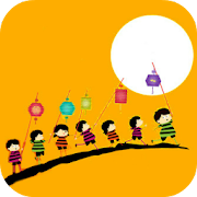 Lantern Festival Greeting Cards icon