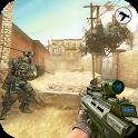 Sniper Shoot Fire Hunter icon