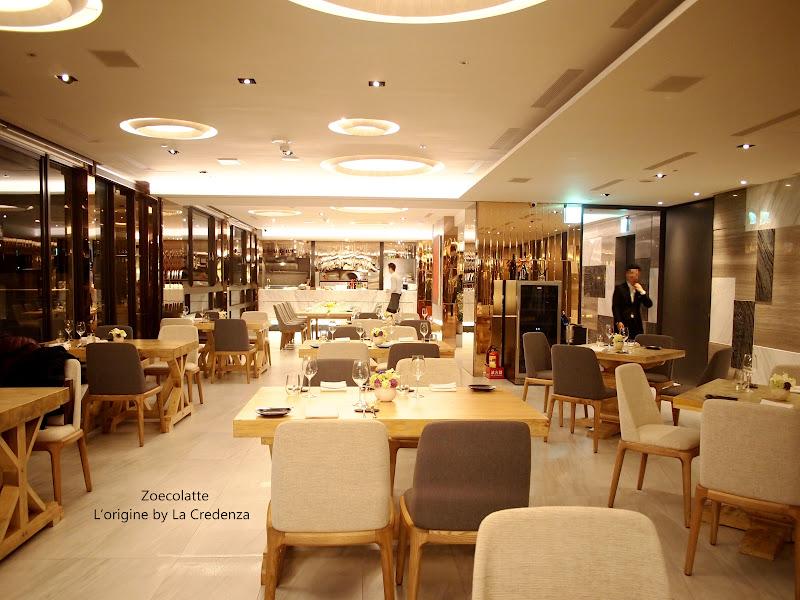 L Origine By La Credenza Taipei : Taipei l origine by la credenza 歐傑洛義式餐廳u zoecolatte