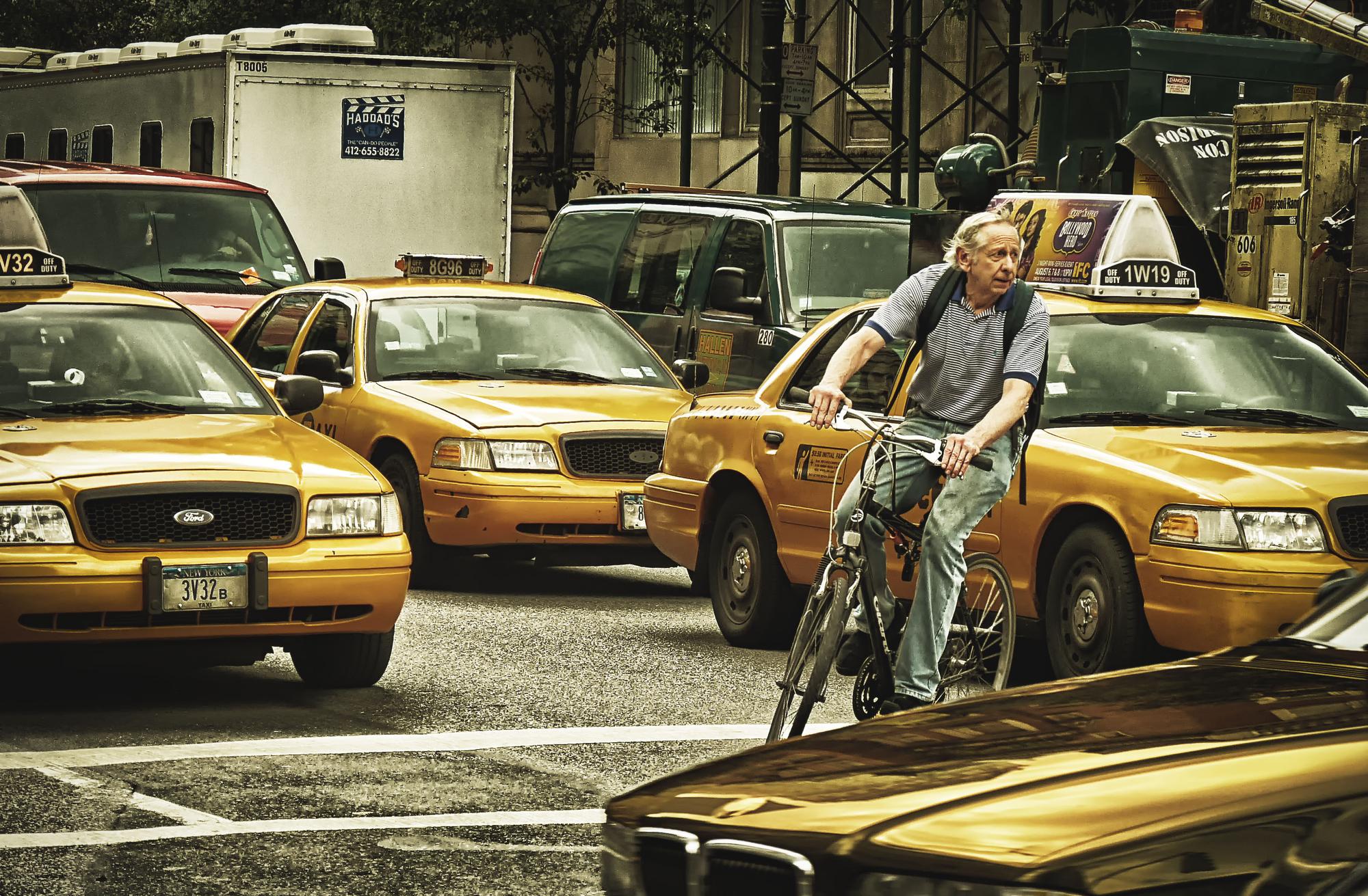 ordinary morning in NYC di Rino Lio