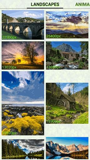 ud83cudf40 Clover Pixel Coloring ud83cudf40 screenshots 1