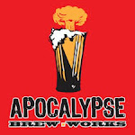 Logo of Apocalypse Brew Works Fallout Dust