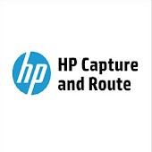 HP Capture and Route Client