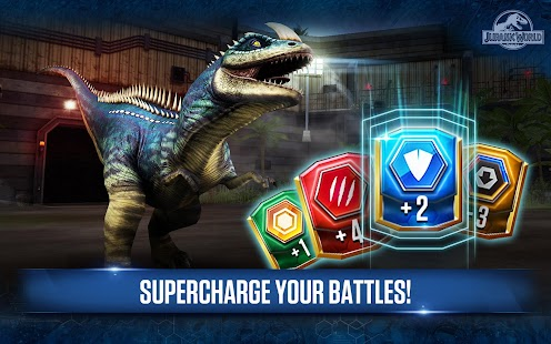 Jurassic World™: The Game- screenshot thumbnail