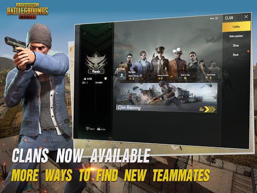 PUBG MOBILE 0.7.0 screenshots 12