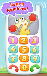 Baby Phone for Kids with Animals, Numbers, Colors Apk Download Free for PC, smart TV