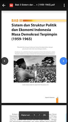 Sejarah Indonesia Kelas 12 : sejarah, indonesia, kelas, Sejarah, Indonesia, Kelas, Kurtilas, Download, Android, APKtume.com