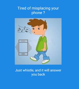 Whistle O Find screenshot