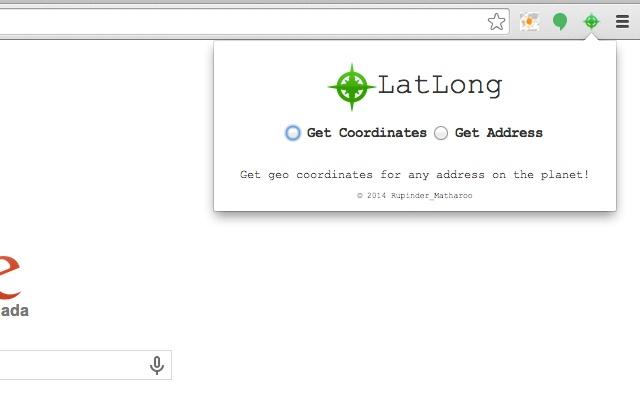 LatLong