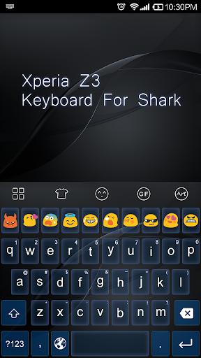 Universe Space -Emoji Keyboard