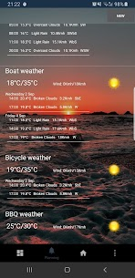 Weather Planner 5