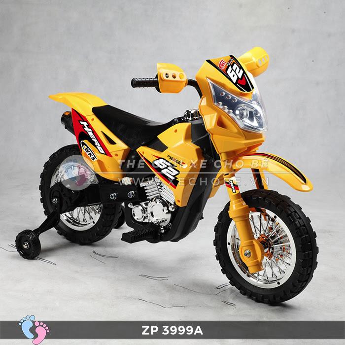 Xe mô tô điện địa hình 2 bánh ZP3999A 9