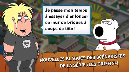 Code Triche Family Guy: A la recherche mod apk screenshots 2