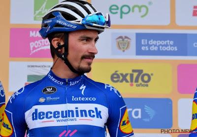 Julian Alaphilippe wil met Italiaanse hattrick in de voetsporen van Fabian Cancellara treden