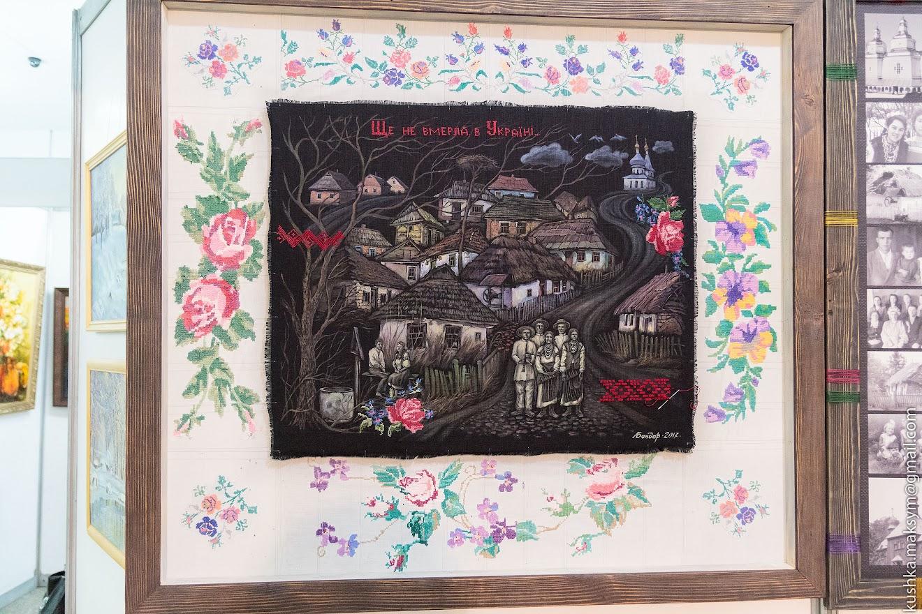 Унікальний вернісаж: відкрито виставку «Артгалера2018»