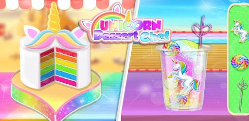 Приложения в Google Play – Unicorn Sweet Shop: Cake Baker ...