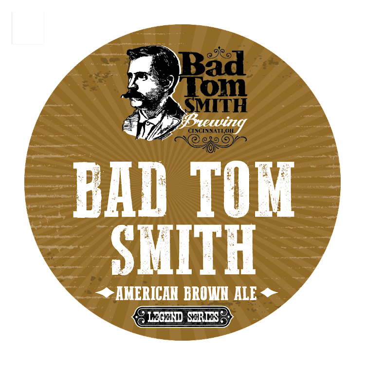 Logo of Bad Tom Smith