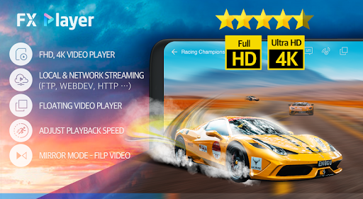 FX Player - video player all format 1.7.1 gameplay | AndroidFC 1