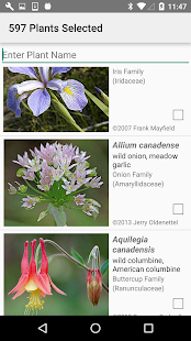 Missouri Wildflowers- screenshot thumbnail